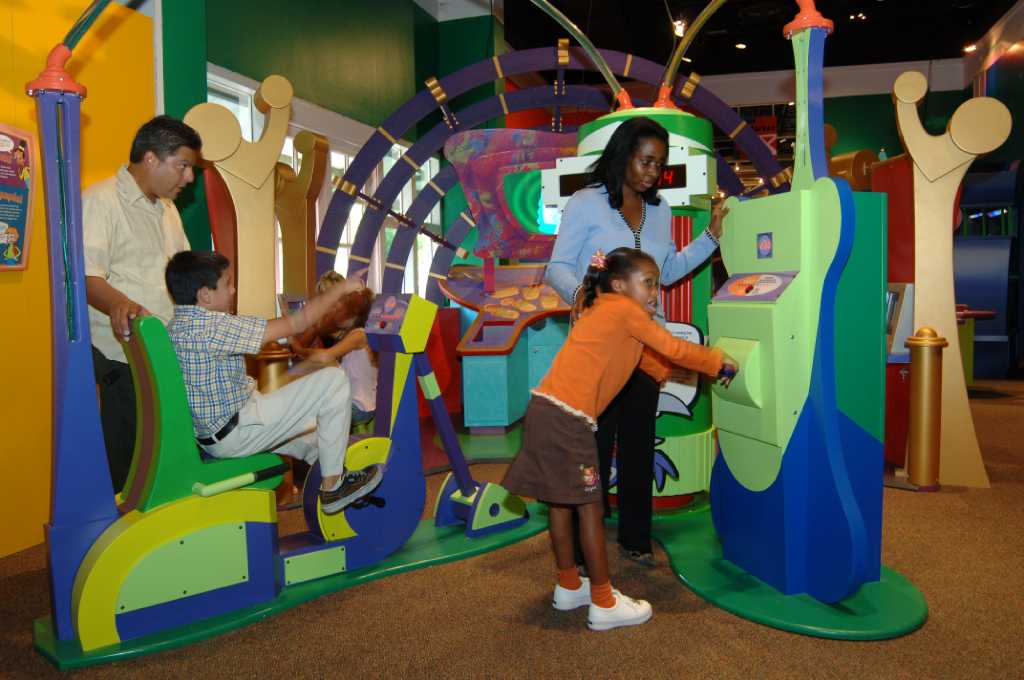 Cyber Chase Exhibit At Stepping Stones Makes Math Fun