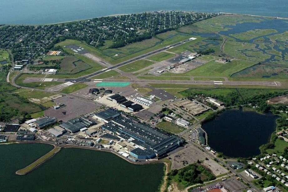 Sikorsky Memorial Airport, Stratford, Conn. Morgan Kaolian AEROPIX Photo: Morgan Kaolian AEROPIX