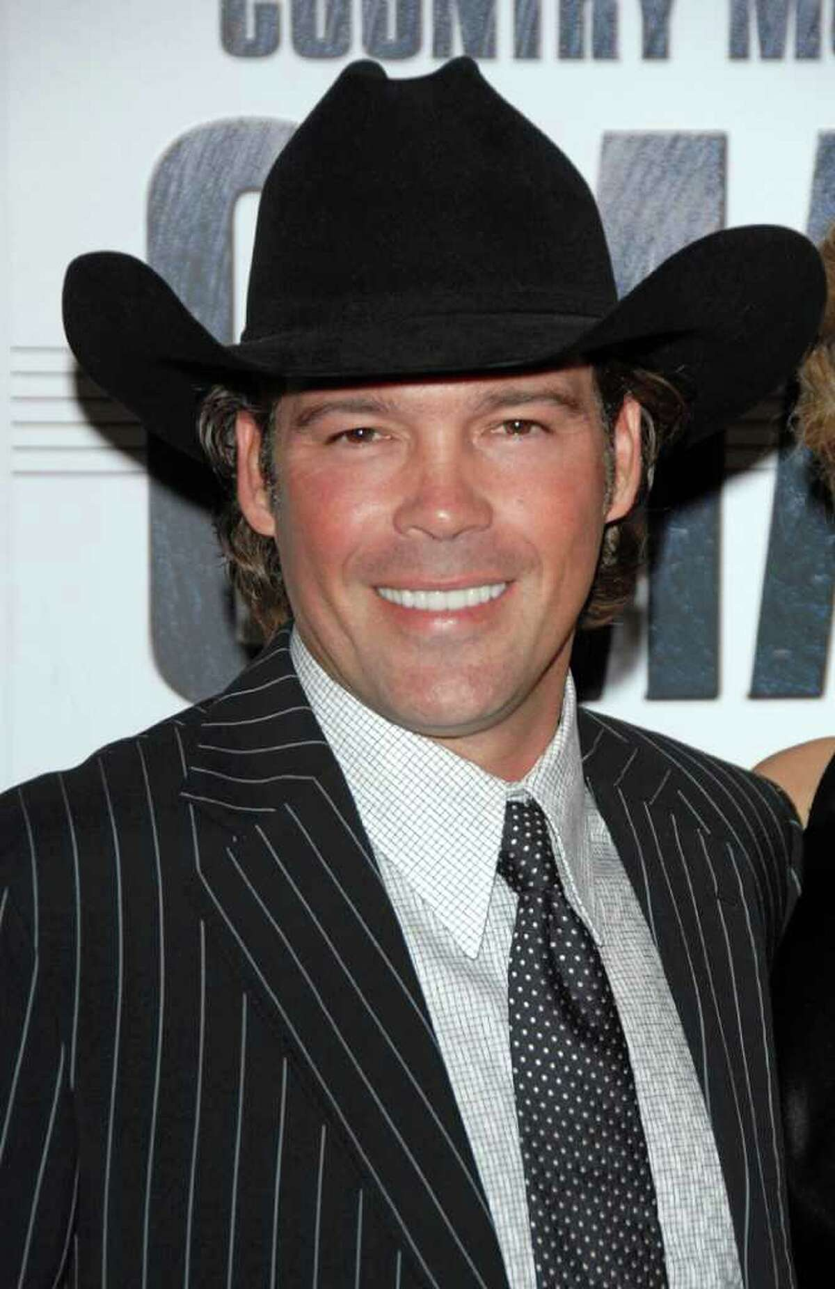Clay Walker is a country musician from Beaumont and Vidor. Staying with his roots, Walker is often seen in a cowboy hat. (AP Photo/Peter Kramer)