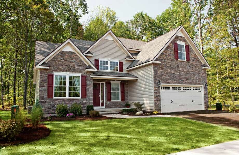 House of the Week: 4 Cherry Tree Court, Ballston | Realtor: Jennifer Fortune Gras, RealtyUSA | Discuss: Talk about this house Photo: Courtesy Photo