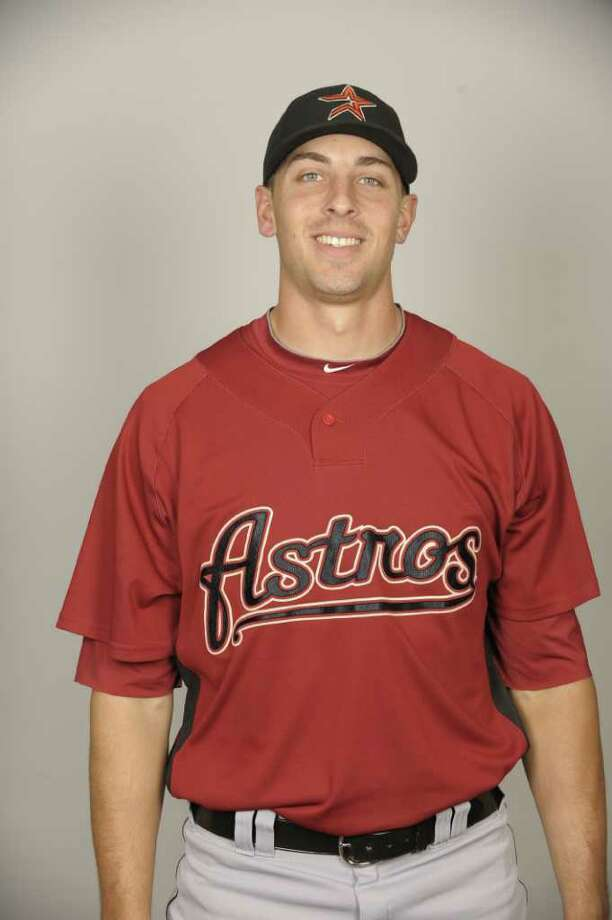 KISSIMMEE, FL - FEBRUARY 25:  Jason Castro of the Houston Astros poses during Photo Day on Thursday, February 25, 2010 at Osceola County Stadium in Kissimmee, Florida.  (Photo by Tony Firriolo/MLB Photos via Getty Images) *** Local Caption *** Jason Castro Photo: Tony Firriolo / 2010 MLB Photos