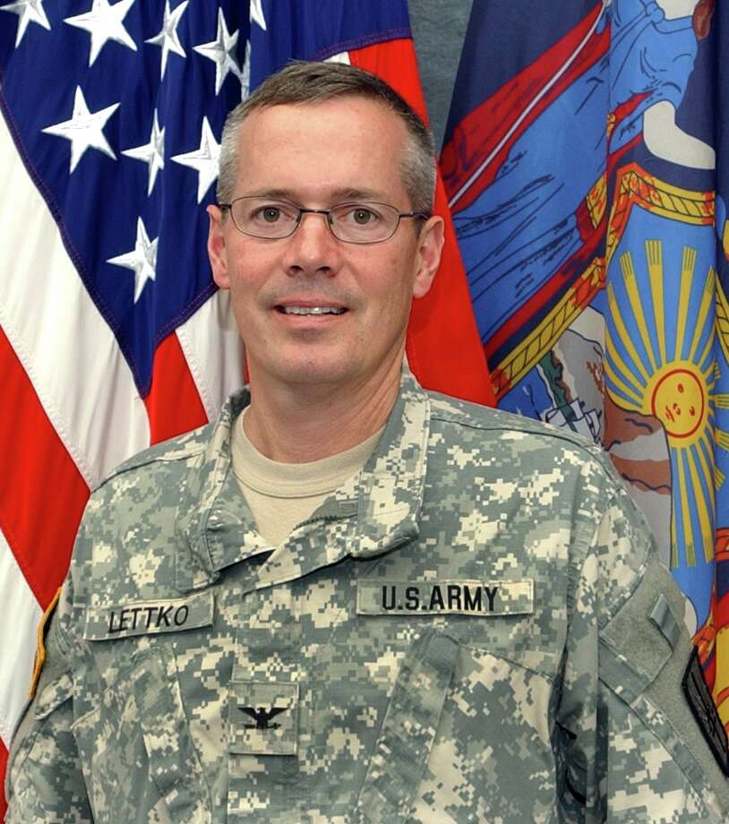 Col. James Lettko will be promoted To brigadier general in Troy on Friday. He becomes deputy commander of Joint Task Force Guantanamo next week. (photo provided by New York Army National Guard).