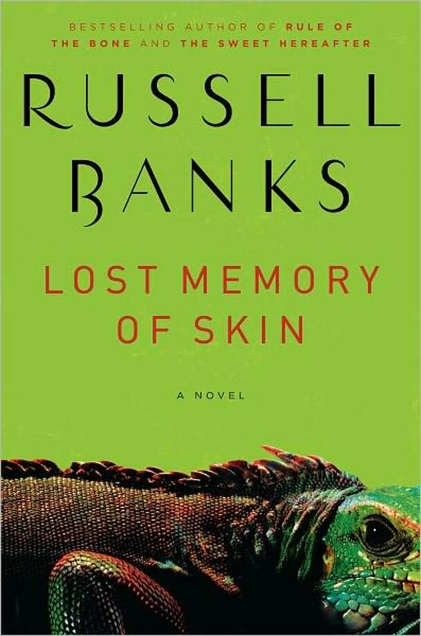 Book cover for Lost Memory of Skin, by Russell Banks Photo: Xx