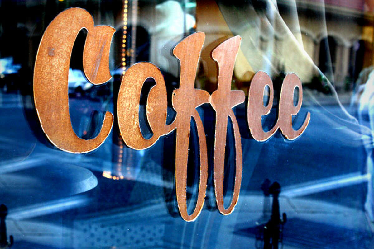 5. Spokane, Wash. Coffee Shops: 251You knew cities in the coffee-loving Pacific Northwest would top this list, and Spokane is among them. With plenty of coffee shops to rival larger cities, residents have a lot to choose from when it comes to Spokane's coffee culture. At left, the front window of Brews Brothers in Spokane.Also popular on CNBC.com: America's Fastest Growing Coffee Chains 24 Karat Cuisine Amazing Things Made of Chocolate