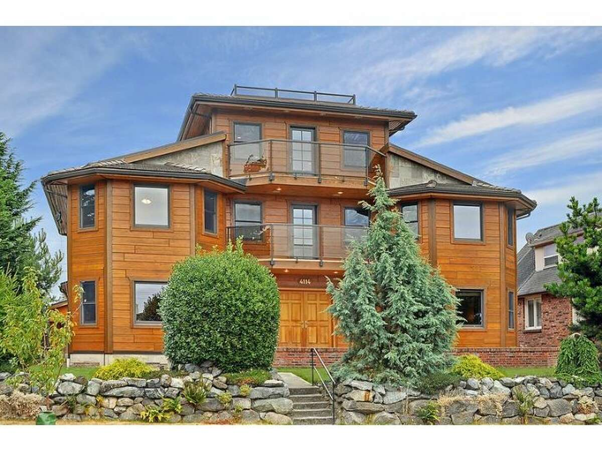 Here's a Beacon Hill home for people who like -- no, love -- wood. The 3,210-square-foot house, at 4114 13th Ave. S., was built in 2003 and has three bedrooms, 3.25 bathrooms, and a third-floor bonus room, walk-in pantry, French doors, central air conditioning and vacuum, a two-car garage and a separate cottage, workshop and garden shed on the 7,939-square-foot lot. Oh, and there are wood floors, doors and wall paneling throughout. It's listed for $699,900.