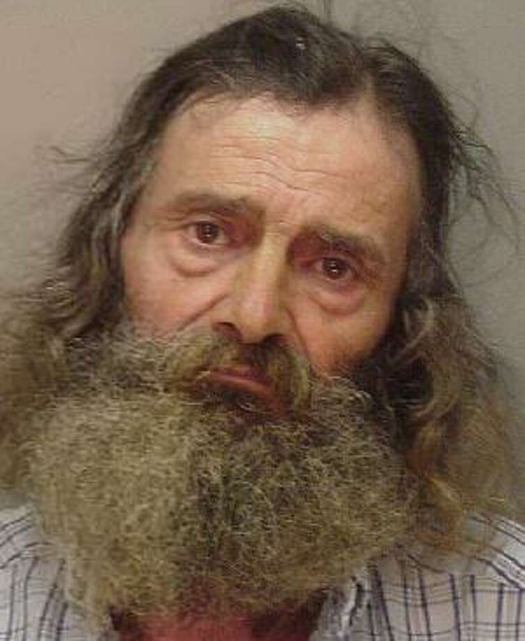 Wayne D. Harvey Sr., 61, was charged criminal possession of marijuana and permitting animal fighting, both felonies; criminal possession of a weapon and unlawfully growing cannabis, both misdemeanors. (State Police photo)