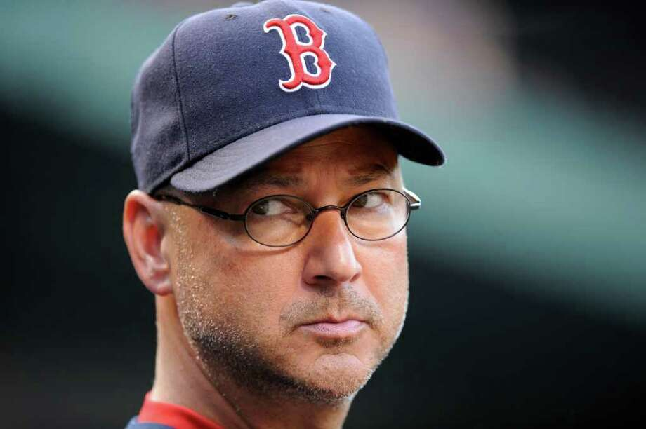 FILE - This july 19, 2011 file photo shows Boston Red Sox manager Terry Francona before a baseball game against the Baltimore Orioles, in Baltimore. Francona met with Red Sox management on Friday, Sept. 30, 2011,  to discuss his future as manager. (AP Photo/Nick Wass, File) Photo: Nick Wass / AP2011