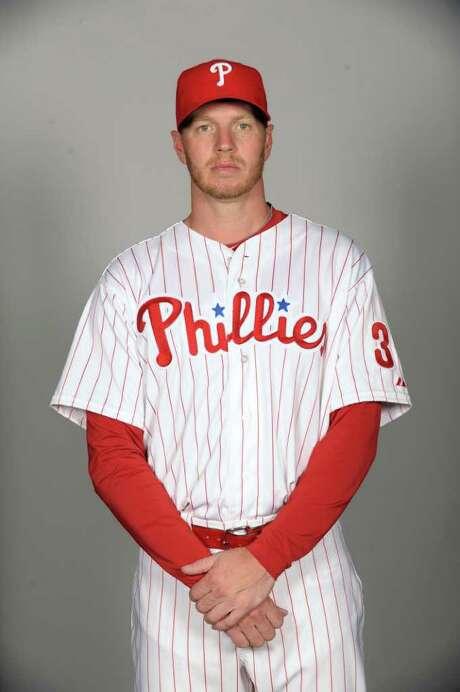 Roy Halladay, Phillies Photo: Handout / 2011 MLB Photos