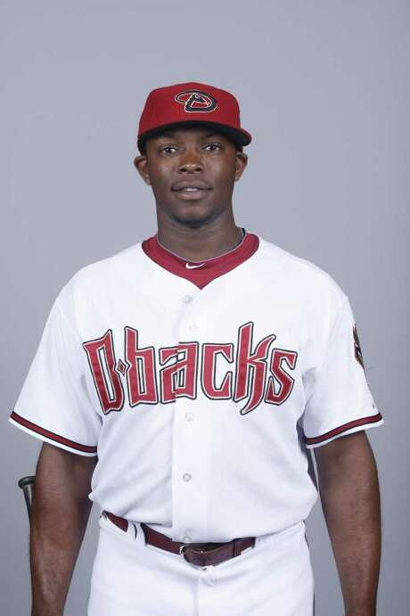 TUCSON, AZ - FEBRUARY 27:  Justin Upton #10 of the Arizona Diamondbacks poses during Photo Day on Saturday, February 27, 2010 at Tucson Electric Park in Tucson, Arizona.  (Photo by Rick Scuteri/MLB Photos via Getty Images)  *** Local Caption *** Justin Upton Photo: Rick Scuteri / 2010 MLB Photos