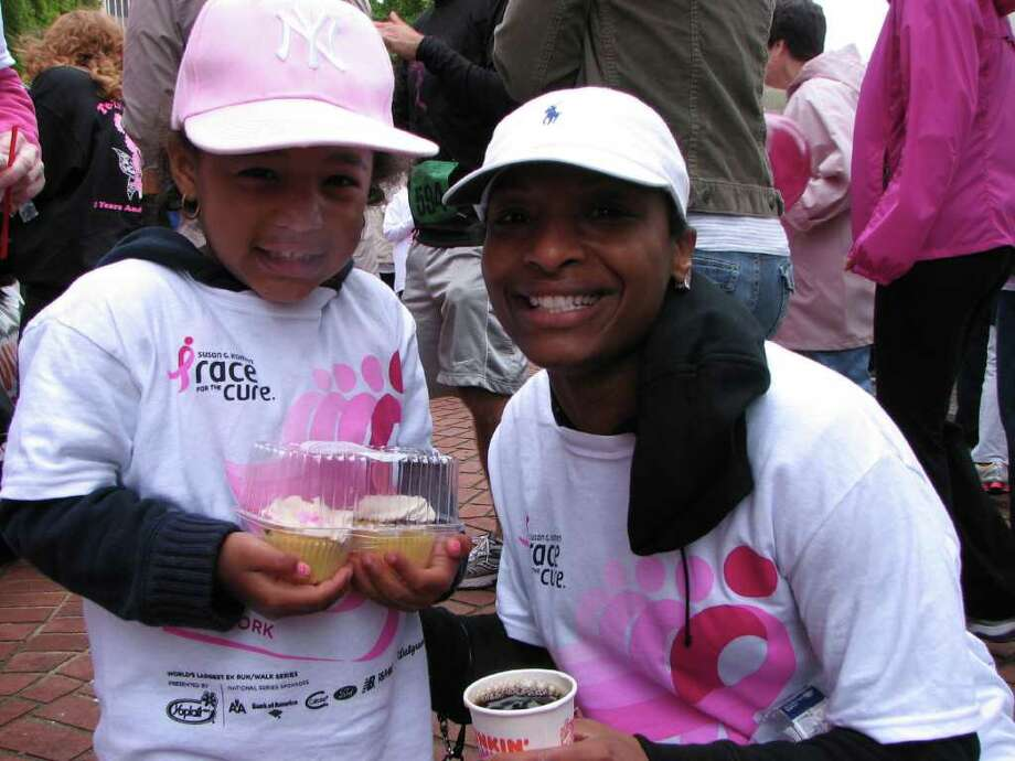 Were you Seen at the Komen Northeastern New York Race for the Cure on Saturday, Oct. 1? Photo: Michael Huber / Times Union