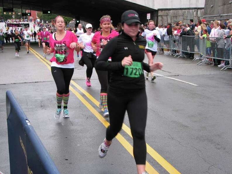 Were you Seen at the Komen Northeastern New York Race for the Cure on Saturday, Oct. 1?