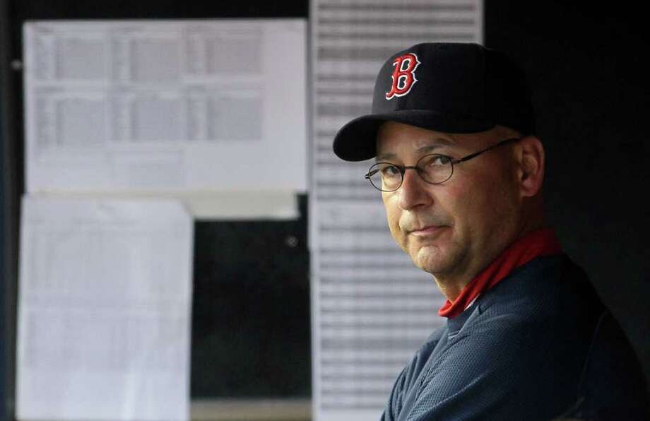 The Red Sox decided to part ways with manager Terry Francona, above. Francona's classy manner and two world championships are among the reasons Boston should have kept him. Photo: Jim McIsaac/Getty Images / 2011 Getty Images