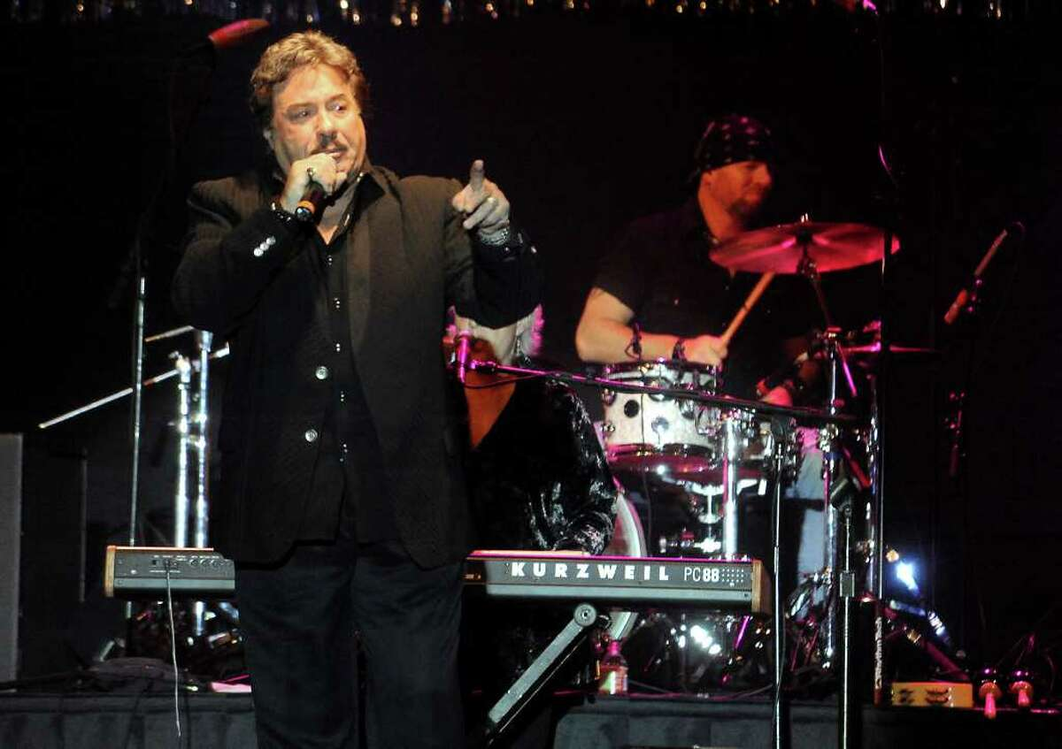 Tony Orlando performs during the Julie Rogers