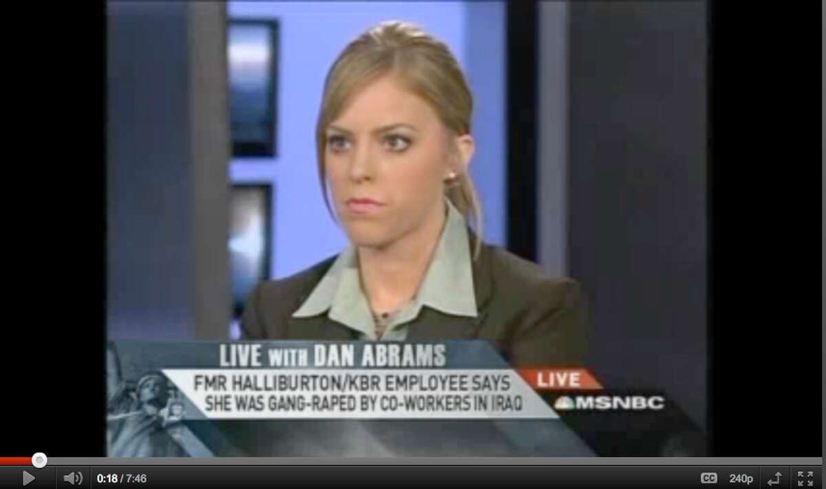 Jones also appeared on MSNBC in 2007.