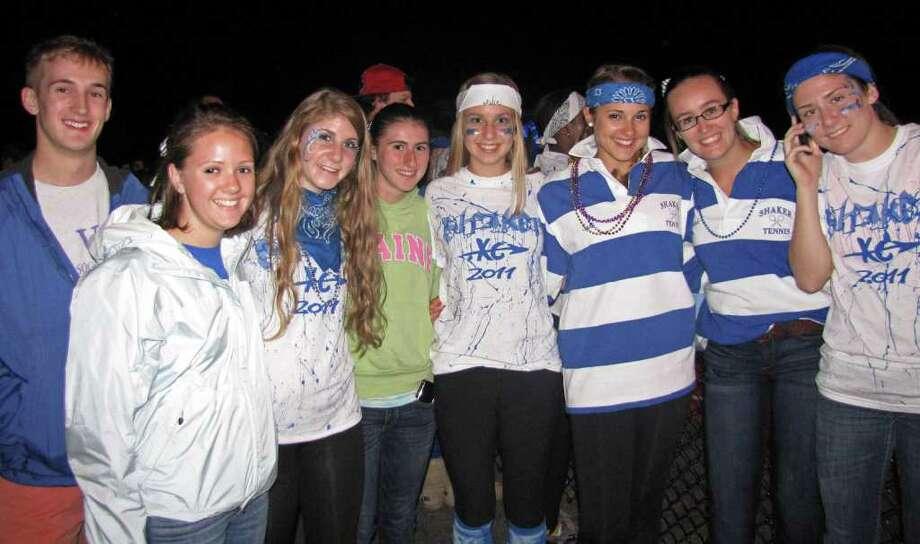 Shaker High School Homecoming Photo: Phoebe Sheehan