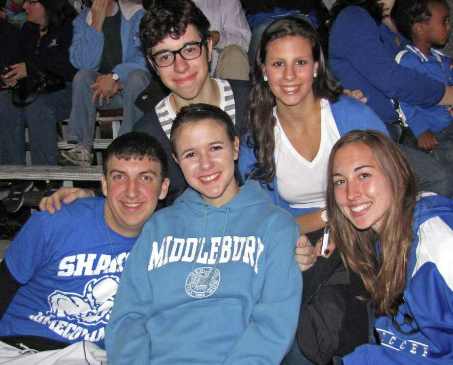 Shaker High School Homecoming Photo: Phoebe Sheehan