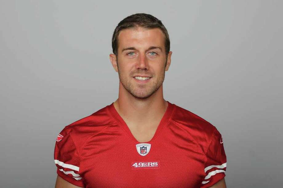 This is a 2011 photo of Alex Smith of the San Francisco 49ers NFL football team. This image reflects the San Francisco 49ers active roster as of Monday, Aug. 8, 2011 when this image was taken. (AP Photo) Photo: Anonymous