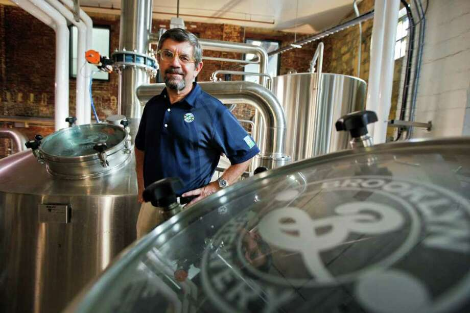 ANGEL FRANCO: NEW YORK TIMES WANTED BREAK: Steve Hindy, owner of Brooklyn Brewery, says his firm stood to save about $400,000 a year if a tax break for brewers was approved. Photo: ANGEL FRANCO / NYTNS