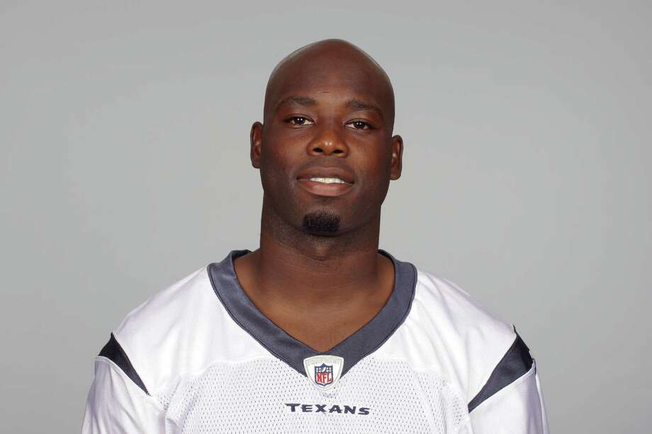 This is a 2011 photo of Johnathan Joseph of the Houston Texans NFL football team. This image reflects the Houston Texans active roster as of Wednesday, Aug. 17, 2011 when this image was taken. (AP Photo) Photo: Anonymous, FRE