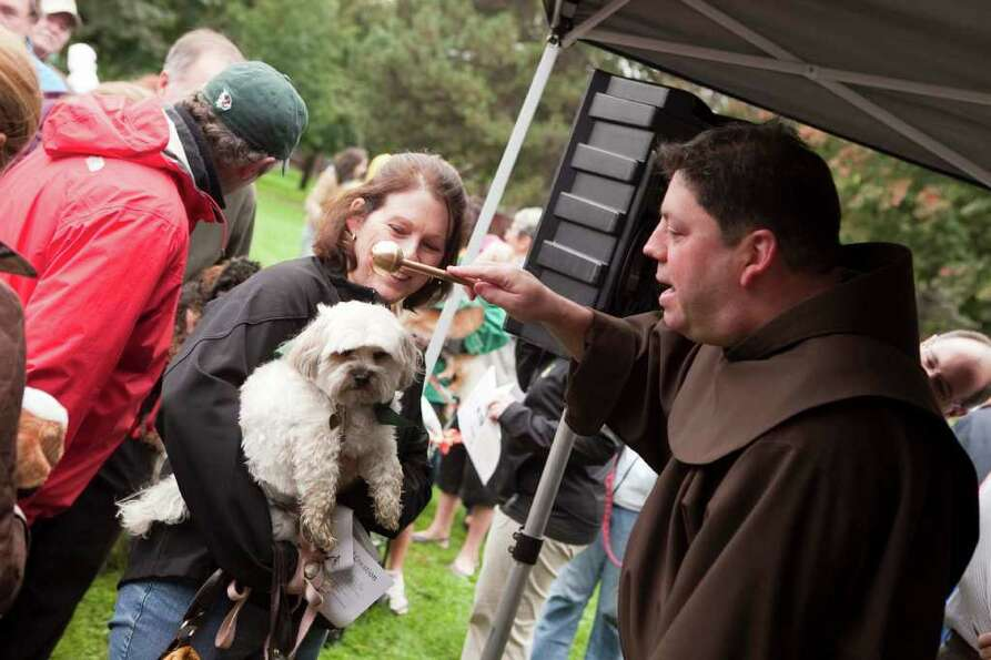 Siena College Blessing of the Animals 2011