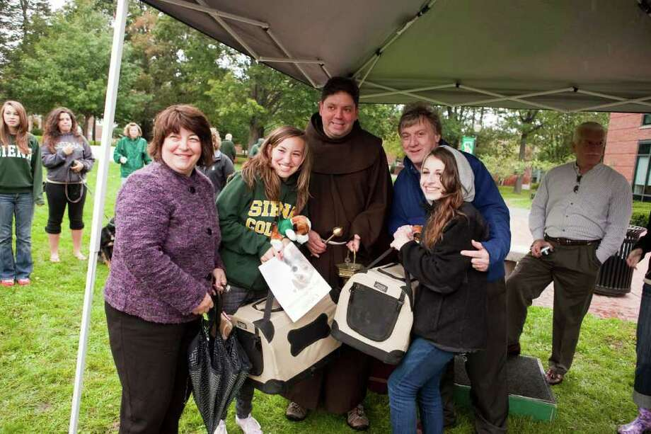 Siena College Blessing of the Animals 2011 Photo: Purificato Photos, Siena College  / copyright 2011