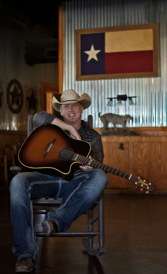 d. baron media SECOND TIME AROUND: Country music singer-songwriter Jason Cassidy has enjoyed regional success with his debut album My Redemption. Photo: Josie Drenner
