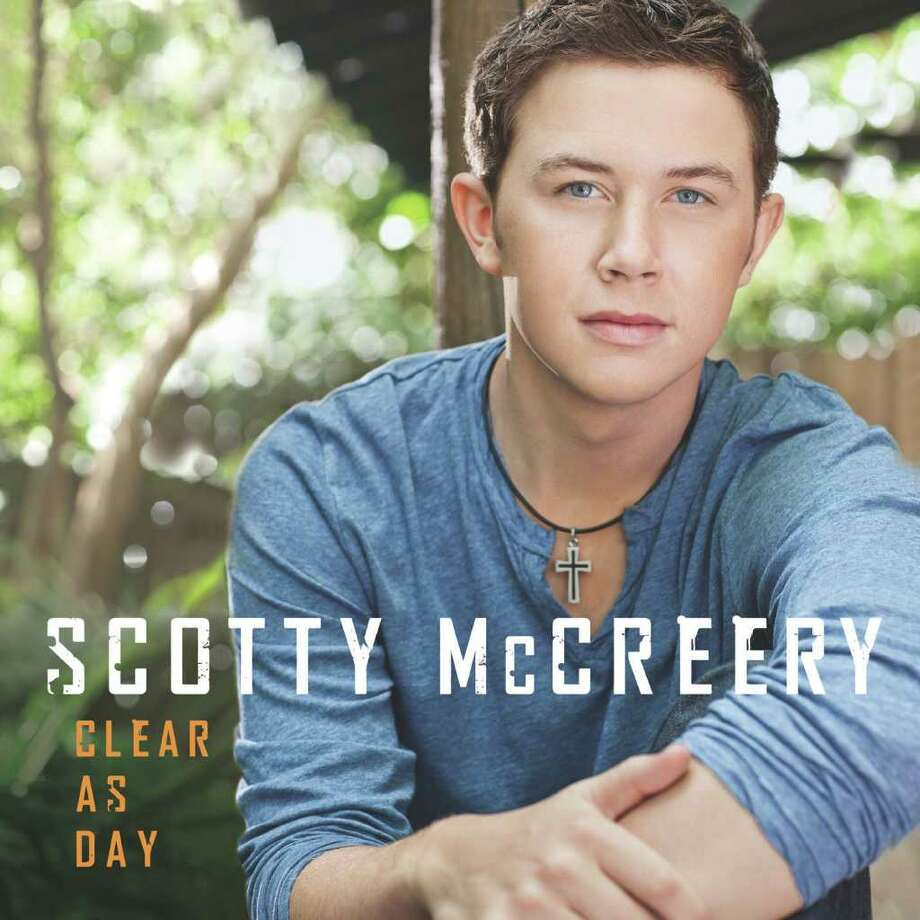 Clear as Day Scotty McCreery Mercury Nashville µµµ½  (out of 5) Photo: Cover Art