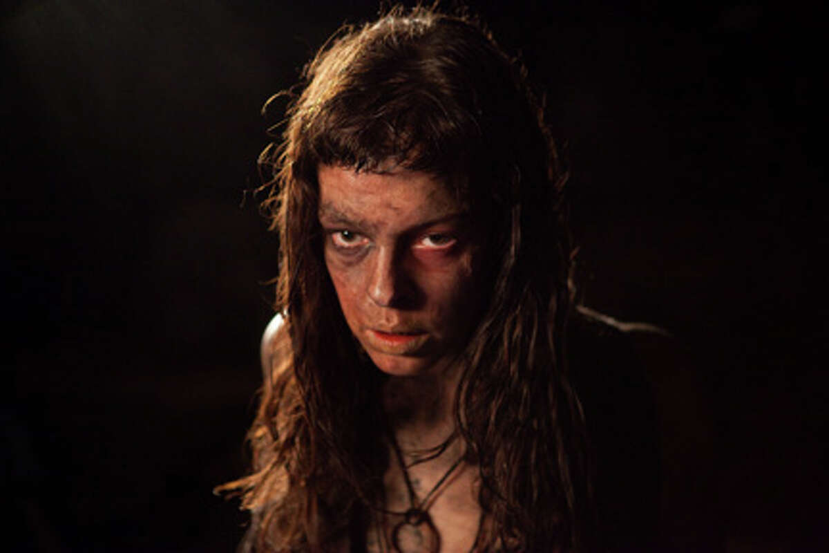 Pollyanna McIntosh as The Woman in