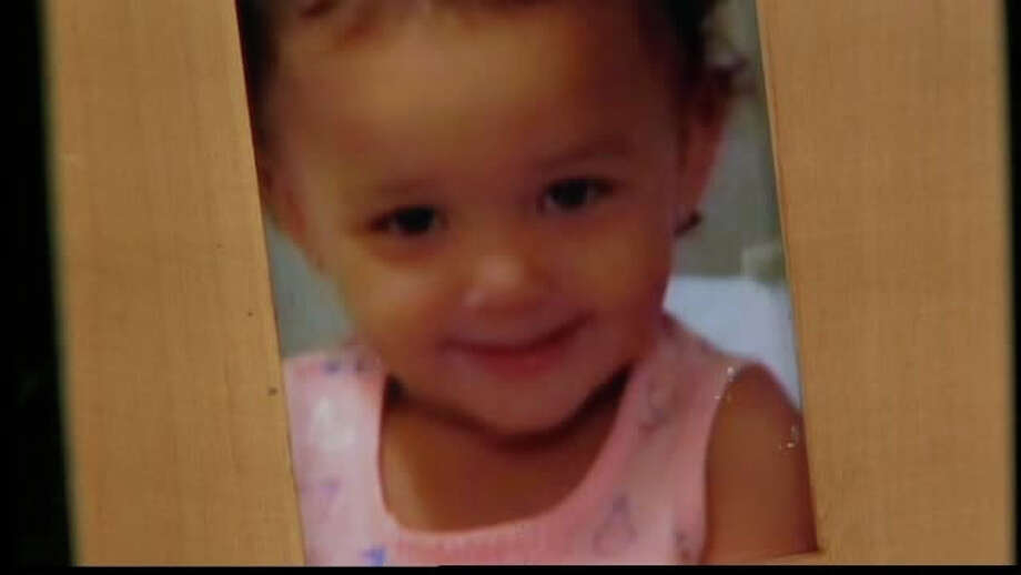 20-month-old Nevaeh Bryant died of multiple injuries after she was attacked by her aunt's dogs during a visit, the medical examiner's office said. She died Friday at Yale-New Haven Hospital. Photo: Contributed Photo