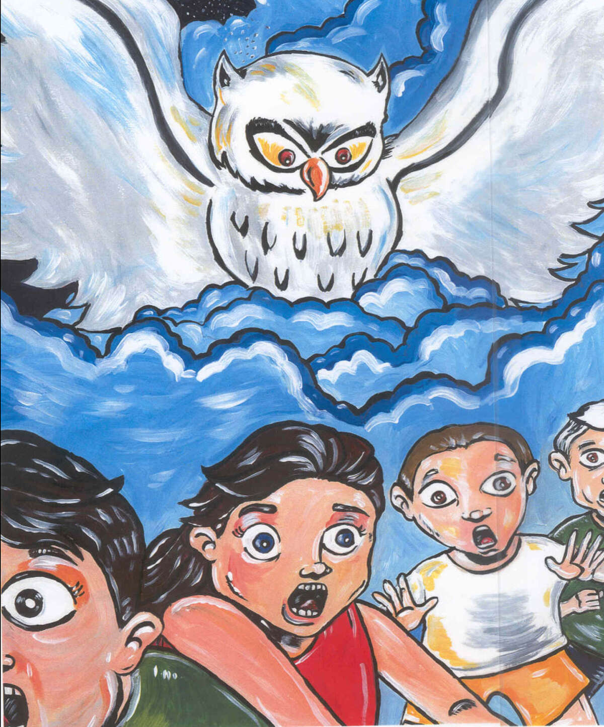 Zulema and the Witch OWL.