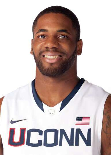 UConn sophomore forward/center Alex Oriakhi.