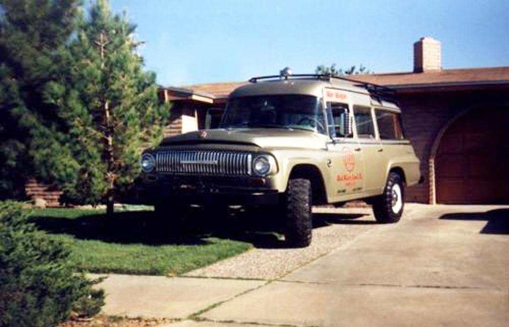 owning john wayne 39 s hunting car priceless san antonio express news. Black Bedroom Furniture Sets. Home Design Ideas