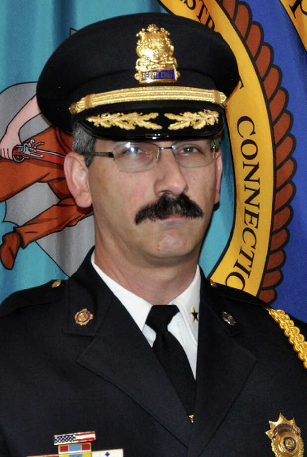 Deputy Police Chief Dale Call was promoted to chief of police Tuesday. Photo: Contributed Photo / Westport News contributed
