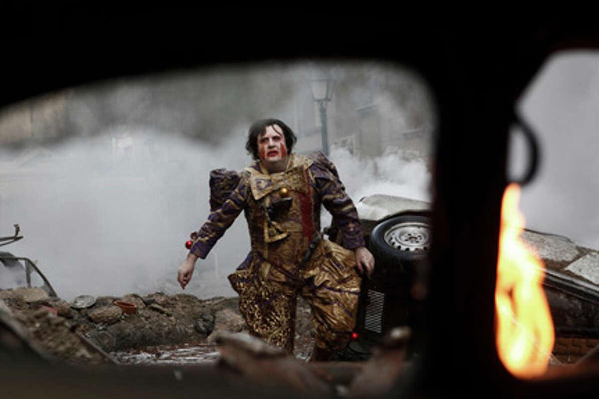 Carlos Areces as Javier in