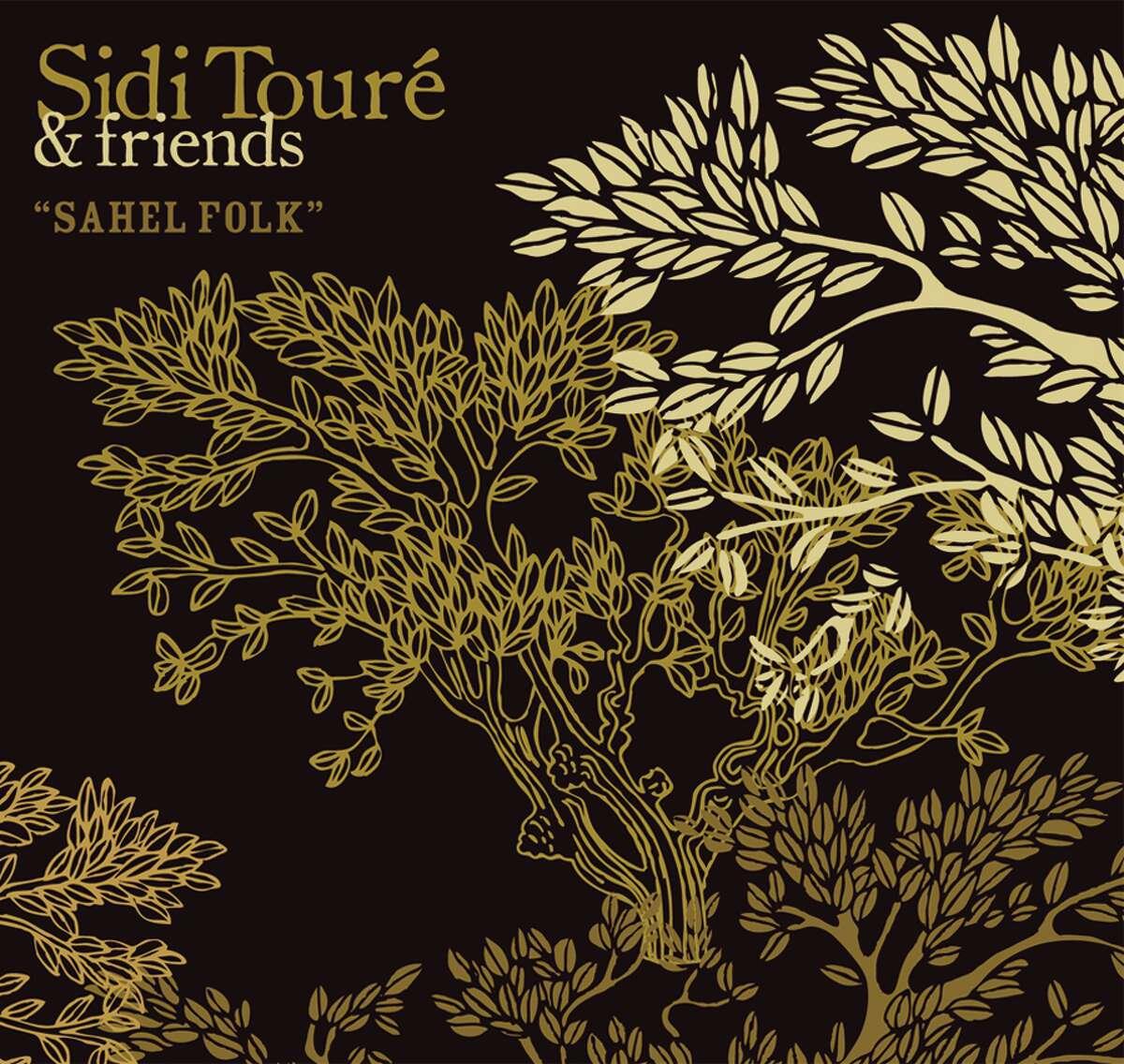 """Sidi Toure's new album is """"Sahel Folk."""" (Photo courtesy of Thrill Jockey Records)"""