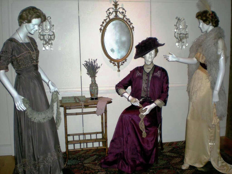 "The Darien Historical Society will show ""Fashion Transformed - La Belle Époque to Moderne - 1900 to 1920."" Photo: Contributed Photo"