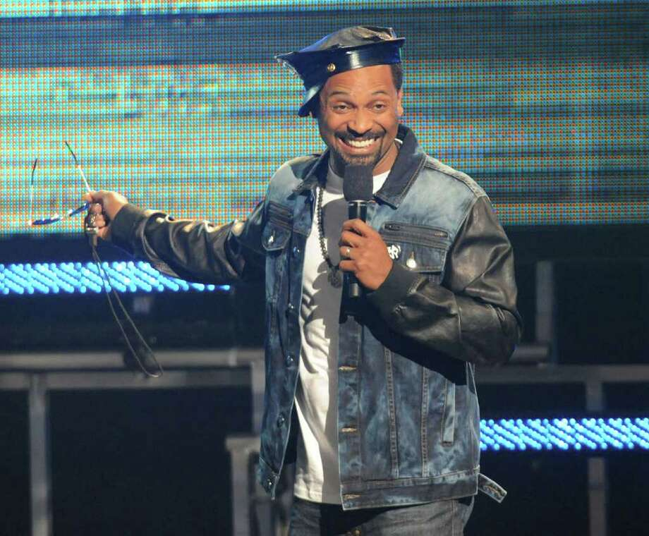 "Comedian/actor Mike Epps, best known for playing Day-Day Jones in ""Next Friday,"" will headline the Connecticut Comedy Festival at the Webster Bank Arena in Bridgeport. Photo: Chris McKay/Getty Images, Contributed Photo / Connecticut Post Contributed"