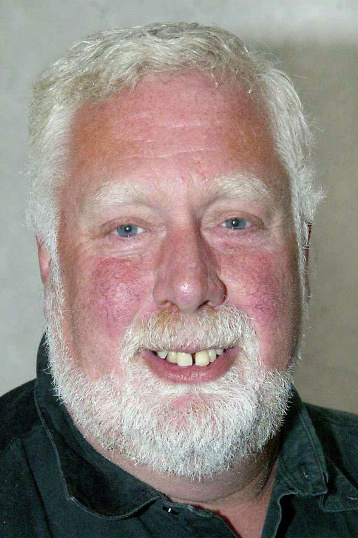 Rep.Terry Backer (D) 121, Stratford, Conn., 2008.