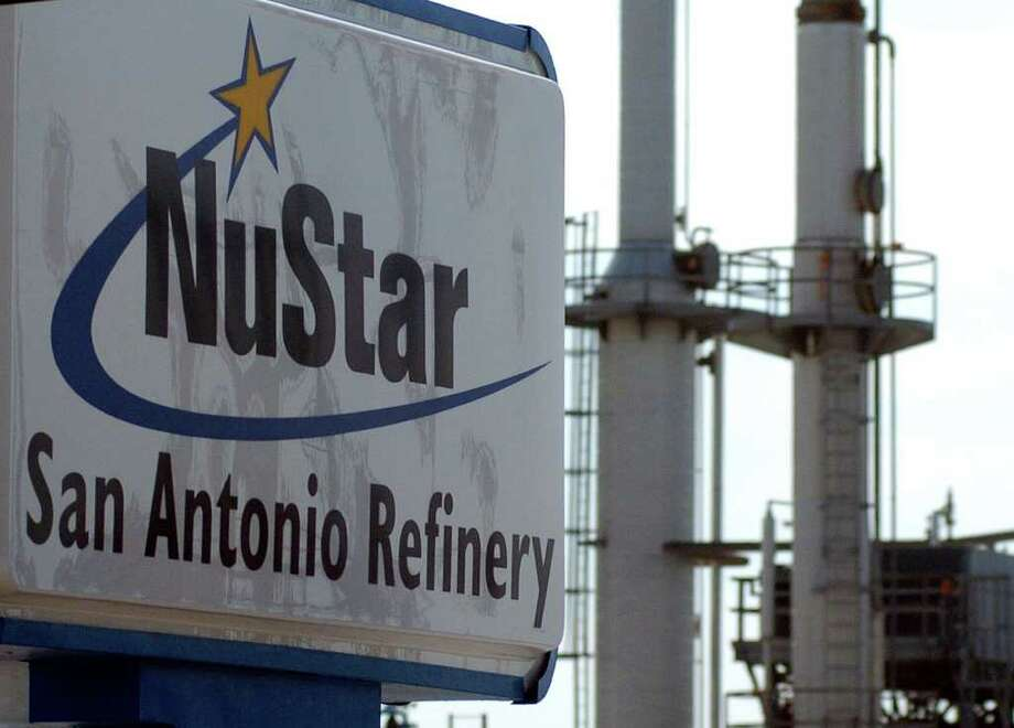 NuStar Energy has invested millions of dollars to transform a refinery in San Antonio once owned by AGE  Refining. Photo: Express-News File Photo