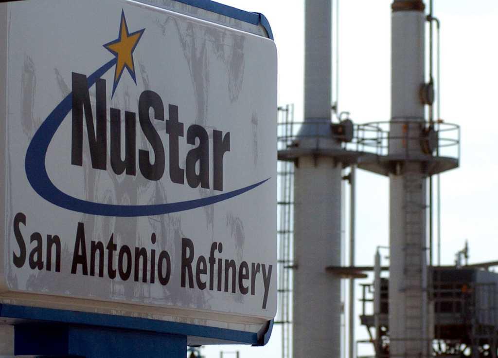 Nustar Energy Invests Millions In San Antonio Refinery