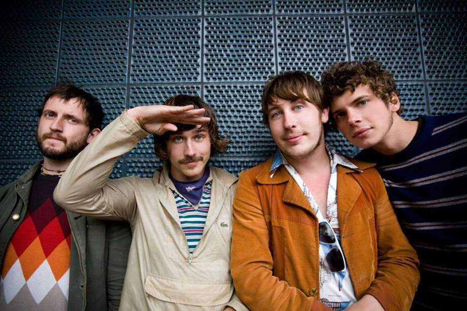 Portugal.The Man will bring its alt-rock music world tour to The Korova on Friday. COURTESY PHOTO