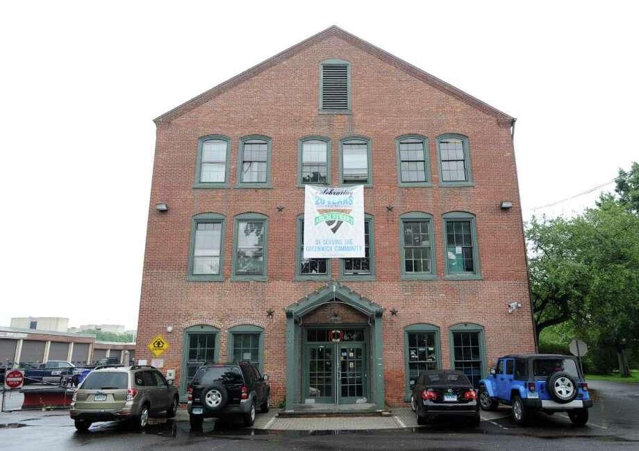 The Arch Street Teen Center, Greenwich, Thursday, Aug. 25, 2011. Photo: Bob Luckey / Greenwich Time