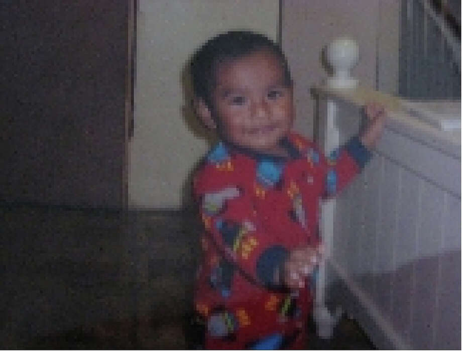 Two-year-old Christopher Joac was found, safe, in New Jersey, after police said he was abducted by his father, Robert Mones, on Wednesday, October 6, 2011. Photo: Contributed Photo