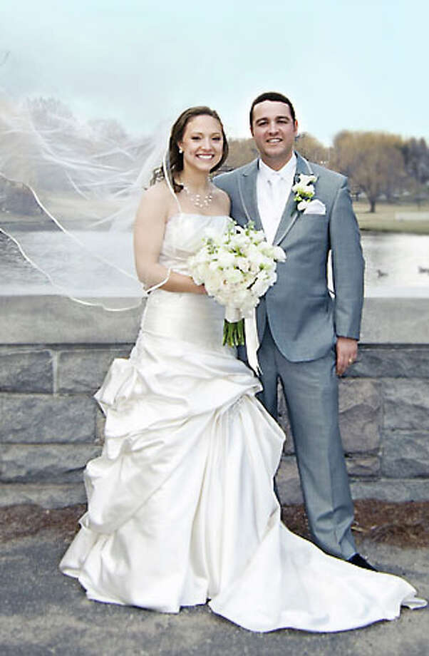 Alison Jeanne Zinser; Justin Rene Plante Photo: Contributed Photo