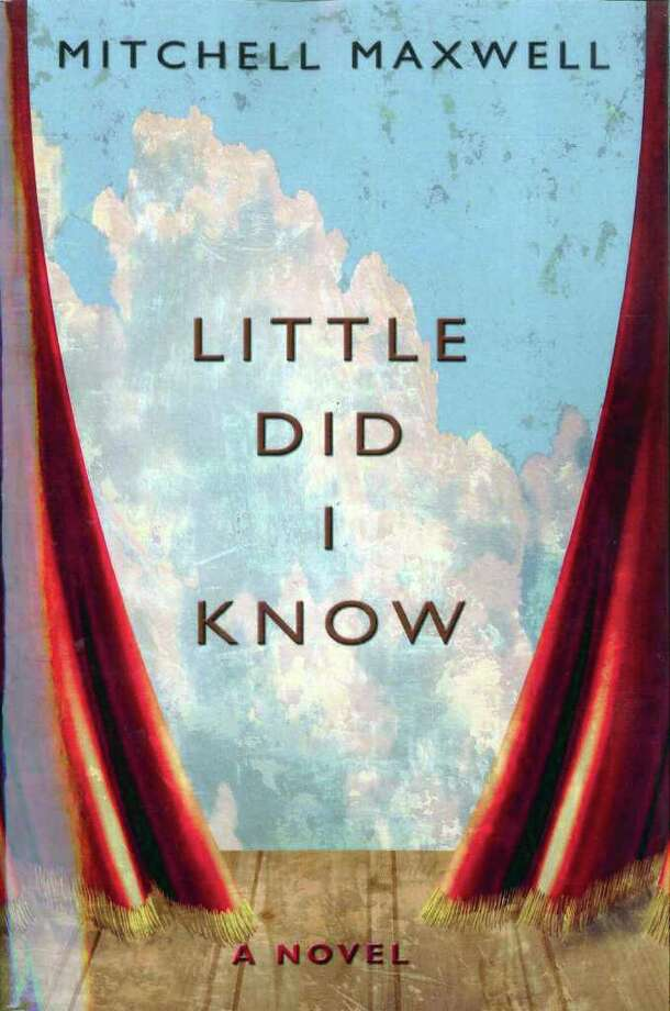 """The glory days of New England summer stock theater are recalled in the new Mitchell Maxwell novel, """"Little Did I Know."""" The author recently spoke at the Mark Twain House in Hartford about the book. Photo: Contributed Photo"""