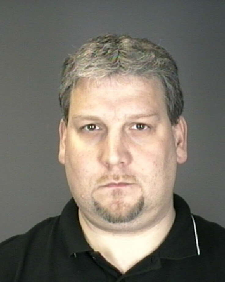 Richard Brown (Colonie police photo)