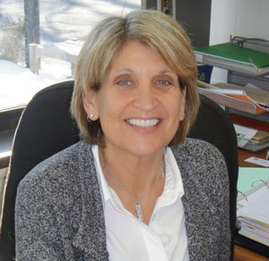 Central Middle School Principal Shelley Somers has been placed on administrative leave after the Greenwich public school district determined she was the subject of allegations of misconduct while running a day care in Hartford County in the 1990s. Photo: Contributed Photo