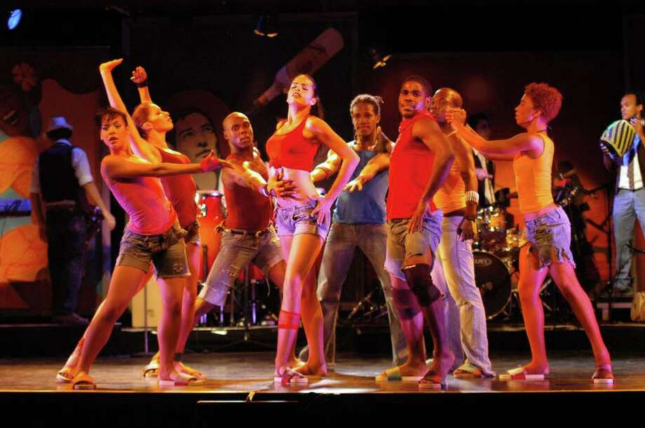 'The Kings of Salsa,' a show that features a group of dancers and musicians who combine traditional Cuban dance and music with modern hip hop and street salsa, will be featured at the Palace Theatre in Stamford, Friday, Oct. 7. It will be among the first dates of their first U.S. tour. Photo: Contributed Photo / Stamford Advocate Contributed