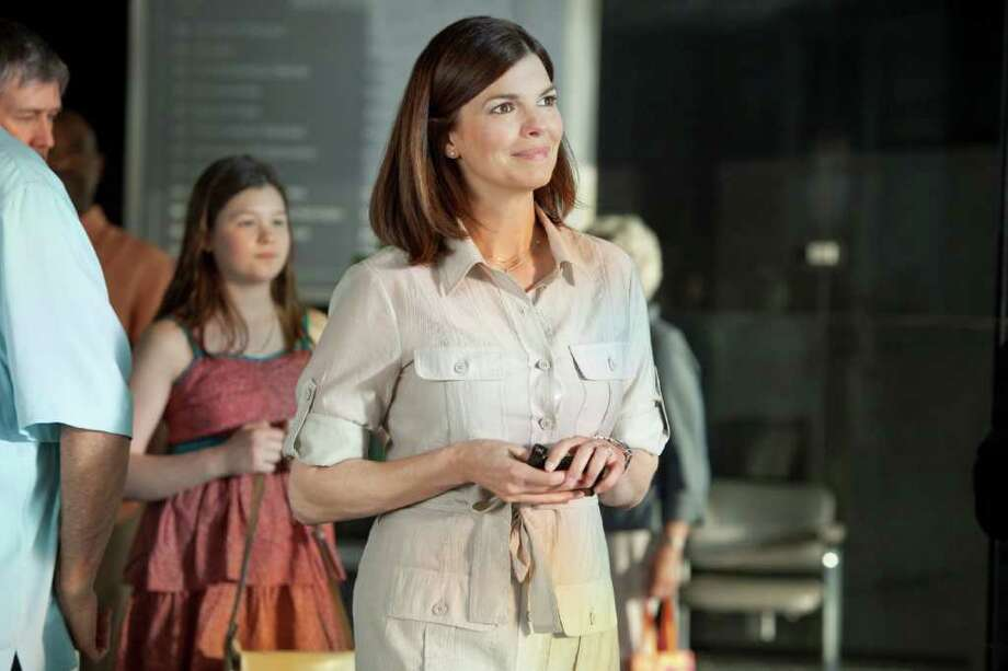 "Jeanne Tripplehorn stars as  Pearl  in the new Lifetime Original Movie ""Five,"" premiering October 10 on Lifetime Television. Photo: Melissa Moseley"
