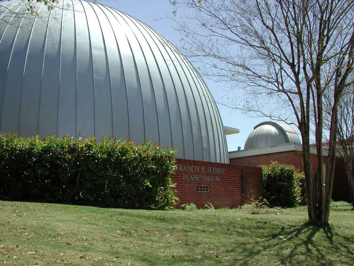 The Scobee Planetarium closed in 2012 to begin extensive renovations. The renovated planetarium and the new Challenger Learning Center are scheduled to open in the spring of 2014. This field trip will blow your kid's mind.
